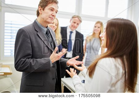 Businesswomen and consultant team in a consulting meeting in conference room