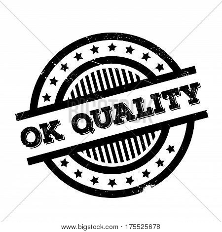 Ok Quality rubber stamp. Grunge design with dust scratches. Effects can be easily removed for a clean, crisp look. Color is easily changed.