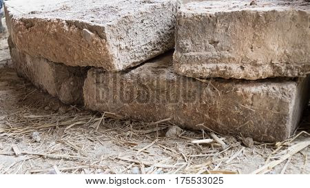 Brick For Buidling Earthen House