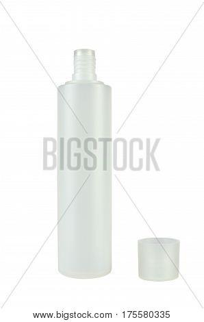 Open Plastic Container