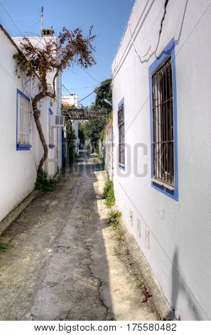 Street Life At Turkey's Holiday Destination Bodrum