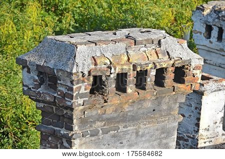 Old Ventilation Duct