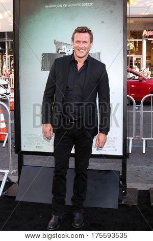 LOS ANGELES - JUL 19:  Jason O'Mara at the