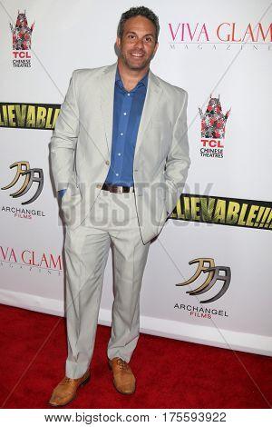 LOS ANGELES - SEP 7:  Guy Nardulli at the