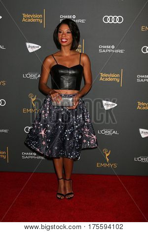 LOS ANGELES - SEP 16:  Angel Parker at the TV Academy Performer Nominee Reception at the Pacific Design Center on September 16, 2016 in West Hollywood, CA
