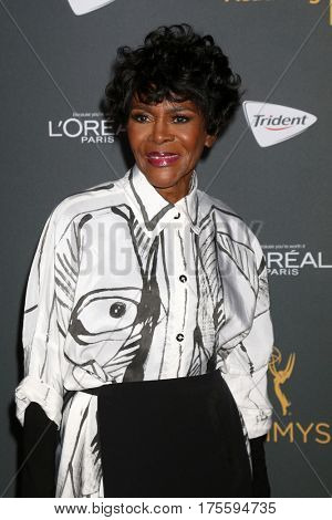 LOS ANGELES - SEP 16:  Cicely Tyson at the TV Academy Performer Nominee Reception at the Pacific Design Center on September 16, 2016 in West Hollywood, CA