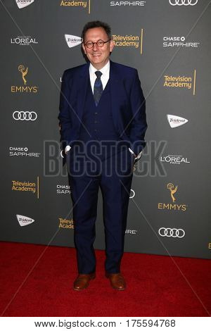 LOS ANGELES - SEP 16:  Michael Emerson at the TV Academy Performer Nominee Reception at the Pacific Design Center on September 16, 2016 in West Hollywood, CA