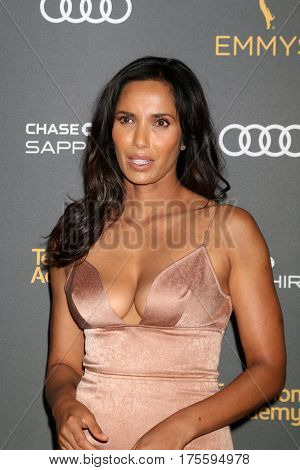 LOS ANGELES - SEP 16:  Padma Lakshmi at the TV Academy Performer Nominee Reception at the Pacific Design Center on September 16, 2016 in West Hollywood, CA