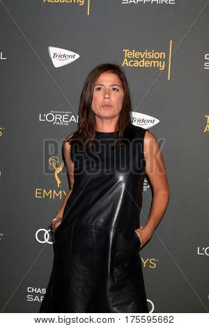 LOS ANGELES - SEP 16:  Maura Tierney at the TV Academy Performer Nominee Reception at the Pacific Design Center on September 16, 2016 in West Hollywood, CA