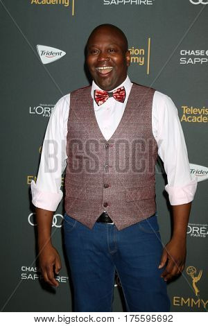 LOS ANGELES - SEP 16:  Tituss Burgess at the TV Academy Performer Nominee Reception at the Pacific Design Center on September 16, 2016 in West Hollywood, CA
