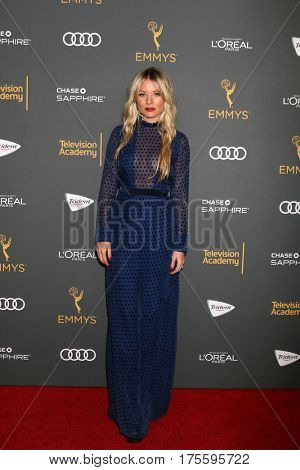 LOS ANGELES - SEP 16:  Kaitlin Doubleday at the TV Academy Performer Nominee Reception at the Pacific Design Center on September 16, 2016 in West Hollywood, CA