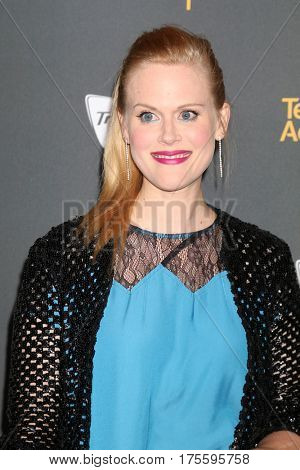 LOS ANGELES - SEP 16:  Janet Varney at the TV Academy Performer Nominee Reception at the Pacific Design Center on September 16, 2016 in West Hollywood, CA