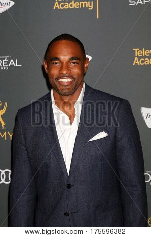 LOS ANGELES - SEP 16:  Jason George at the TV Academy Performer Nominee Reception at the Pacific Design Center on September 16, 2016 in West Hollywood, CA
