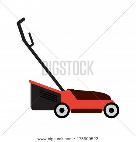 lawn mower vector - photo #9