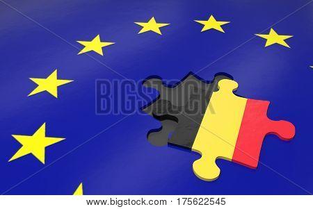 Belgium And Eu