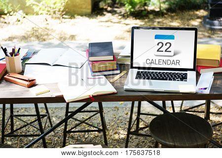 Calendar Appointment Agenda Schedule Plan