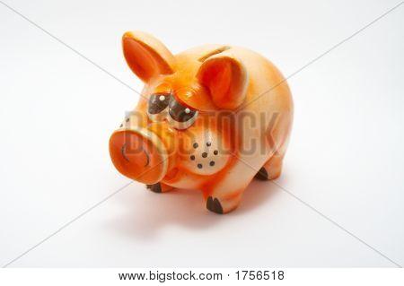 A Toy - A Coin Box A Pig 1