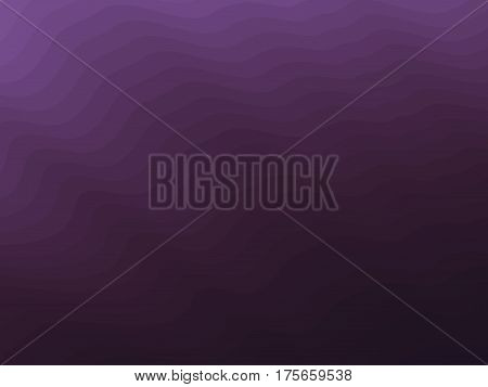 Vector purple smooth blurry background. Abstract futuristic colorful texture.