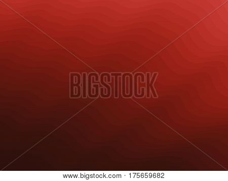 Vector red smooth blurry background. Abstract colorful texture.