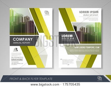 Modern yellow Brochure design, Brochure template, Brochures, Brochure layout, Brochure cover, Brochure templates, Brochure layout design, Brochure design template, Brochure mockup, Brochure
