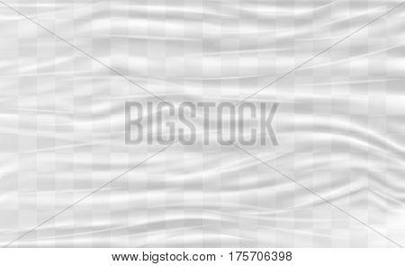 real transparent plastic wrap texture vector background