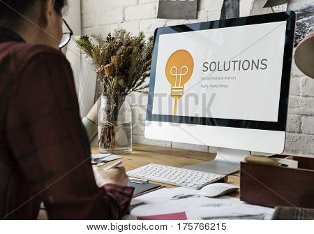 Solutions Decision Discovery Information Solving