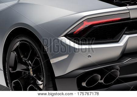 Lamborghini Huracan Sports Car