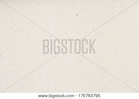 Texture of light cream paper, background for design with copy space text or image.