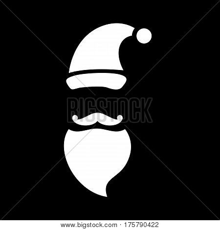 Holiday costume icon. Simple illustration of holiday costume vector icon for web