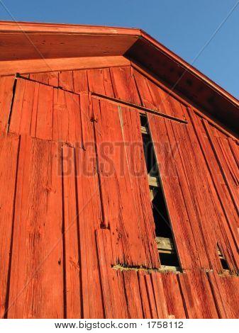 Old Sunlit Barn