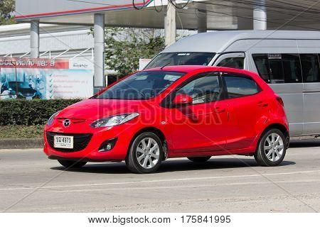 Private Car, Mazda 2.
