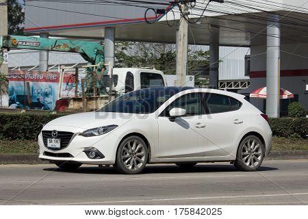 Private Car, Mazda3.