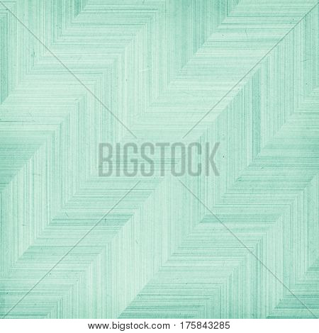 Blue uneven zigzag background with paper taxture