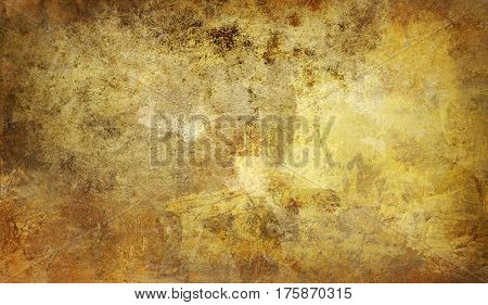 old paper background with a grungy structure