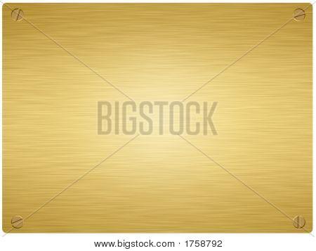 Gold Plaque3