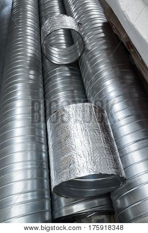 Tubes For Air Ventilation Systems