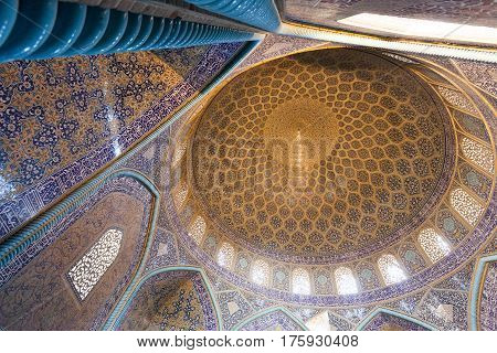 naghsh-i jahan   Women's mosque Isfahan August 2014,  Iran