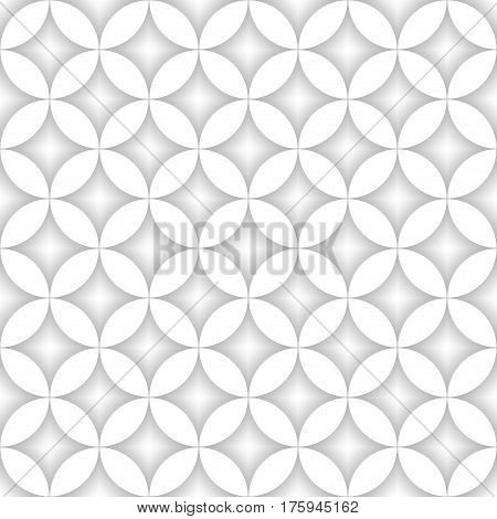 Seamless pattern for wallpaper, textile, wrapping paper web