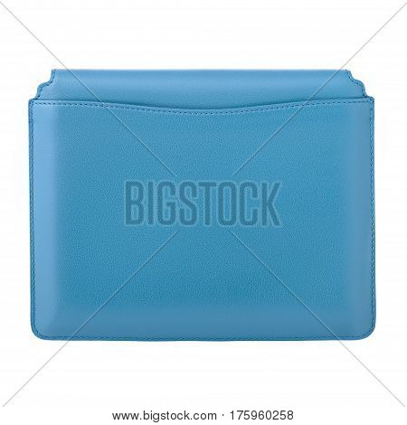 Case for tablet, on isolated white background