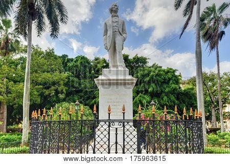 Carlos Manual De Cespedes - Havana, Cuba