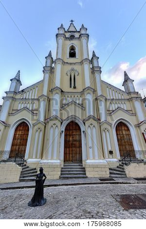 Church Of Saint Angel Custodian - Havana, Cuba