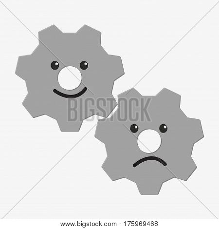 Cogwheel Vector Icon