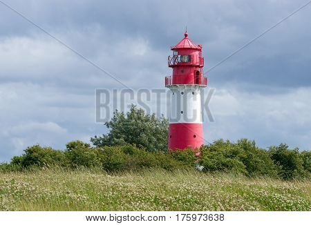 Lighthouse at the Coast, Baltic Sea, Germany