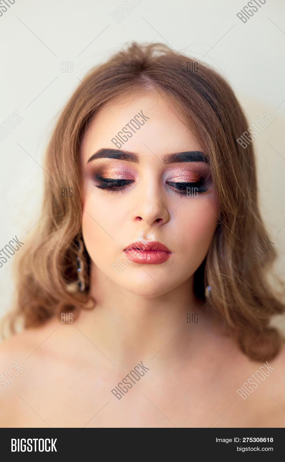 Beautiful Model Girl Image Photo Free Trial Bigstock