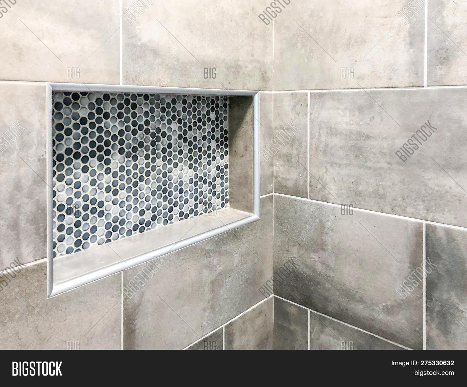 Bathroom Wall Tiles Image Photo Free Trial Stock