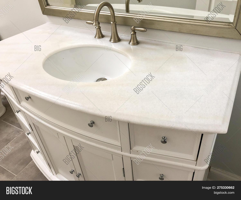 Bathroom Vanity Image Photo Free Trial Bigstock