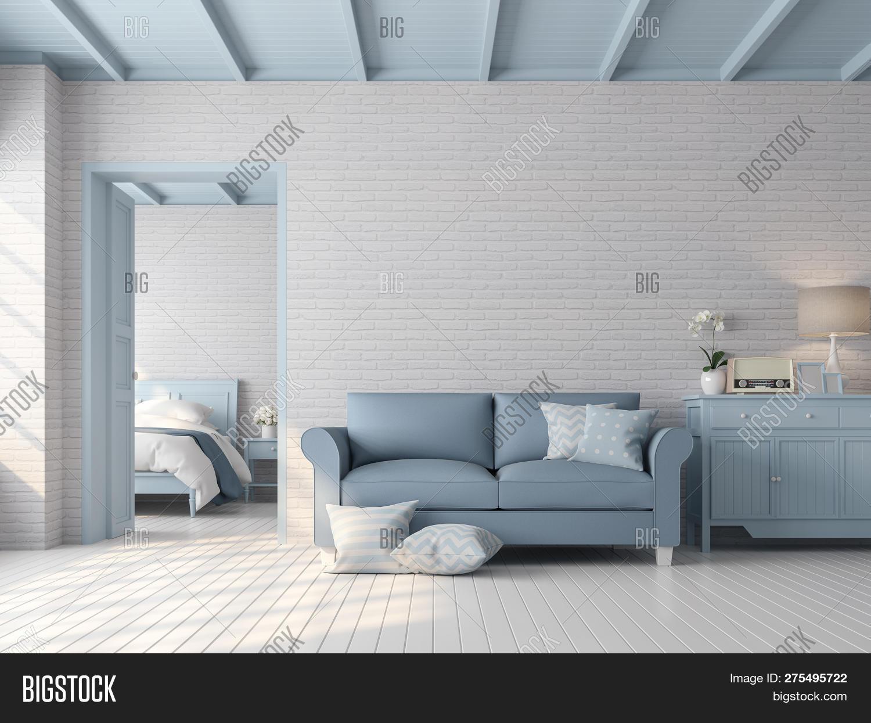 Vintage Living Room Image & Photo (Free Trial)   Bigstock