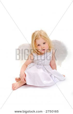 Sweet Angel Resting