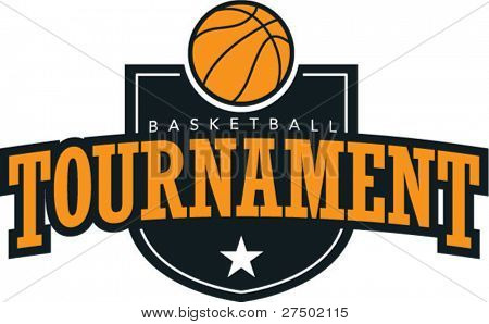 Basketball Tournament Graphic