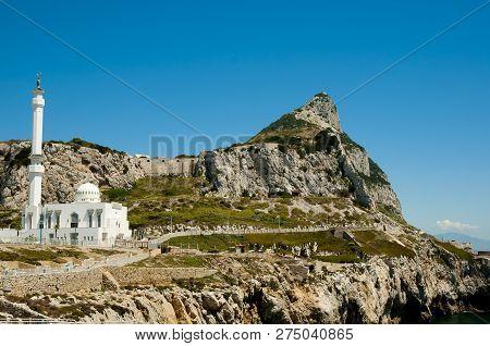 Ibrahim Al Ibrahim Mosque - Gibraltar Territory